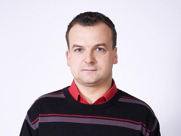 Rodák z Chebu Vladimír Keblúšek.
