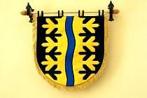 Znak obce Stará Voda
