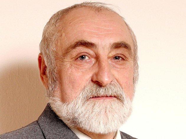 Pavel Vanoušek, lídr chebské kandidátky ČSSD