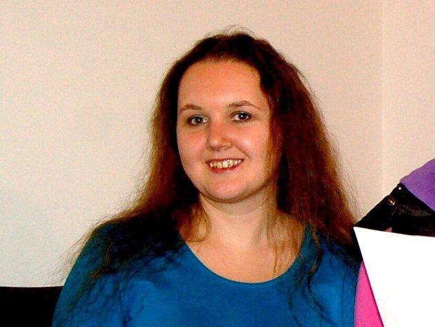 Mezi pěticí, která v posledním běhu projektu přijela na zkušenou do Mariánských Lázní, byla také překladatelka Stephanie.