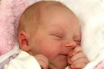 NATÁLIE RAISOVÁ se narodila v pondělí 22. února v 8.30 hodin. Při narození vážila 2800 gramů a měřila 49 centimetrů.  Z malé Natálky se raduje doma v Dolním Žandově maminka Petra spolu s tatínkem Zdeňkem.