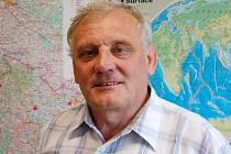 Josef Horálek, seismolog Geofyzikálního ústavu Akademie věd ČR.