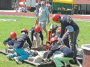 Mladí hasiči z Plesné si v letošní lize vedou velmi dobře