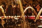 Mariánské Lázně se s Mistrem loučily u Zpívající fontány