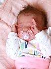 AMÁLIE POSPÍŠILOVÁ se narodila v úterý 9. dubna v 8.27 hodin. Na svět přišla s váhou 3 620 gramů. Z malé Amálky se radují doma v Plesné sourozenci Klárka a Vítek, maminka Lucie a tatínek Zdeněk.