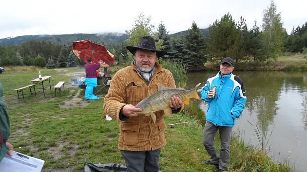 Rybářské závody.