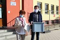 Druhé kolo senátních voleb startuje v části chebského a tachovského okresu dnes od 14 hodin.