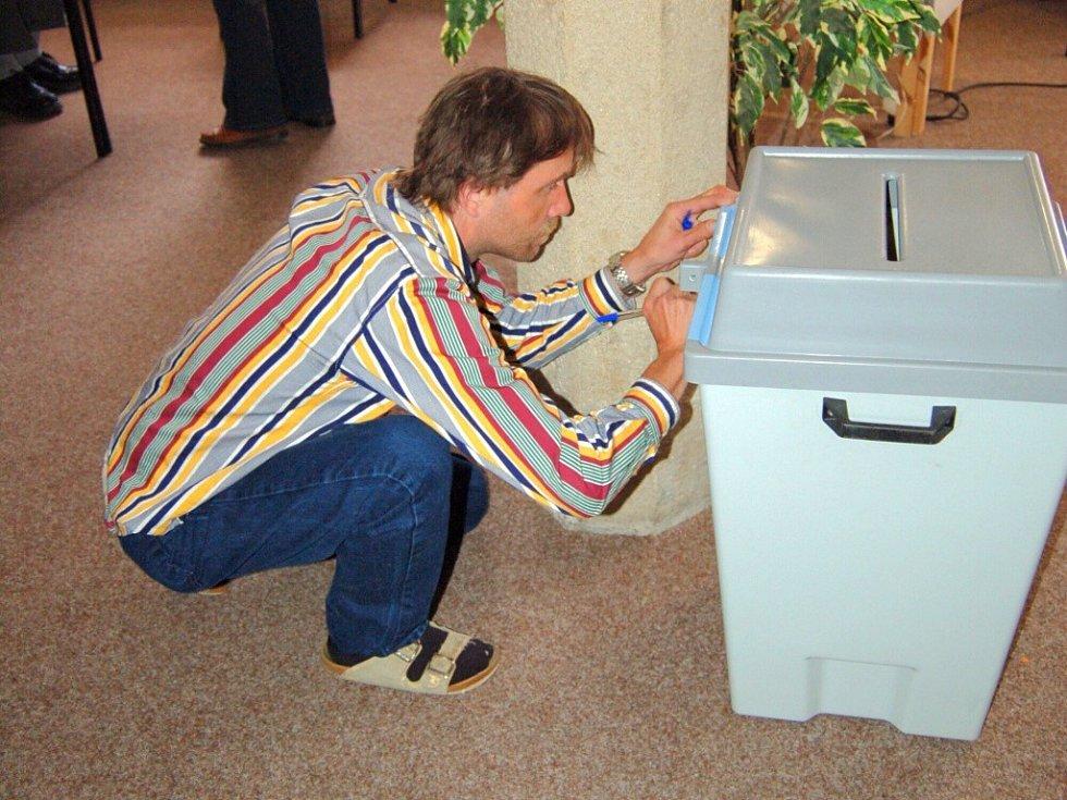 Eurovolby 2009 v Chebu