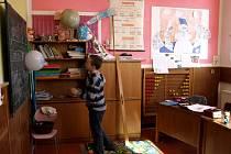 Mateřská školka a jednotřídka v Libé