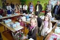 Začátek školního roku na Svobodné chebské škole.