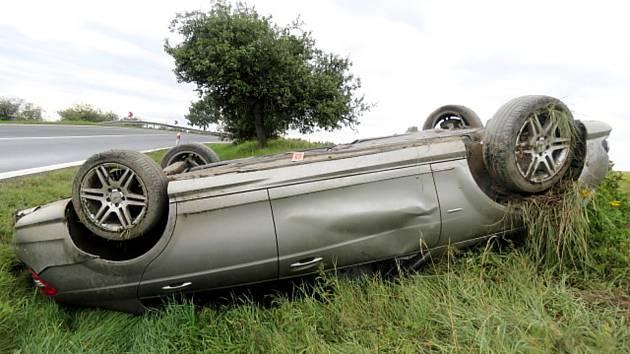 Dopravní nehoda u Hazlova