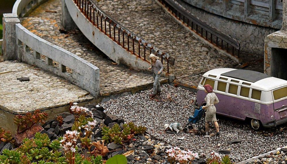 Z parku miniatur. Foto: Pavel Hrdlička