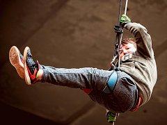 Více než dvě stovky lidí zamířily na jedinečnou akci, která si získává čím dál více příznivců, na Adrenalinový den do Pomezí nad Ohří.