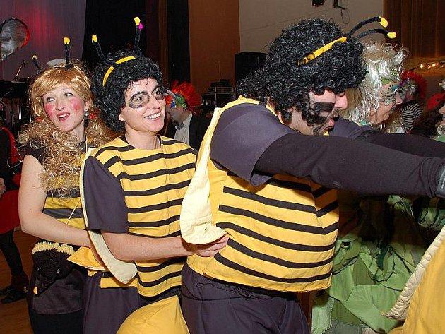 Ilustrační foto zDivadelního plesu.