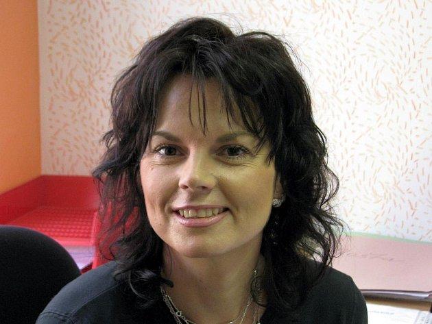 Simona Hámková.