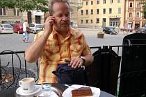Třiapadesátiletý Petr Strejc   (na snímku)  z Františkových Lázní, provozovatel chebského pensionu, který se  zaměřuje na pánskou klientelu,