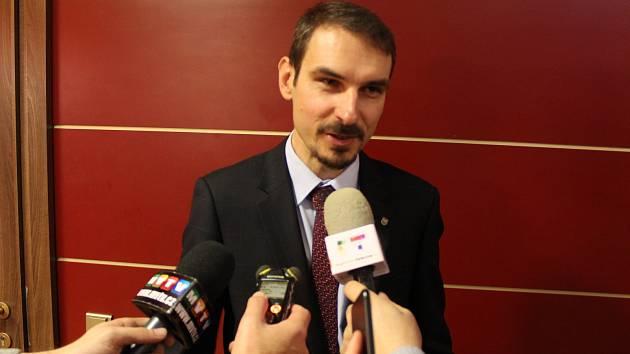 Novým starostou města Chebu se stal po Antonín Jalovec.