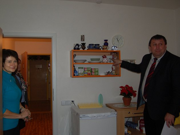 ŠESTADVACET pokojů se podařilo zrekonstruovat v Domově pro seniory v Lázních Kynžvartu. Další se oprav dočkají v příštích čtyřech letech.
