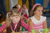 První školní den ve Františkových Lázních