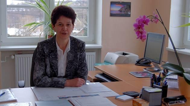 Starostka Marie Zítková
