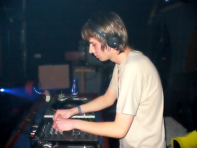 DJ Okan, vítěz talentové soutěže festivalu Digital Sun