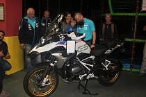 Premiéru mělo nejen představení sestavy pro nejextrémnější závod světa Rallye Dakar 2019, ale také nový motocykl BMW R 1250 GS.