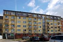 Nový obytný dům v chebské ulici K Nemocnici