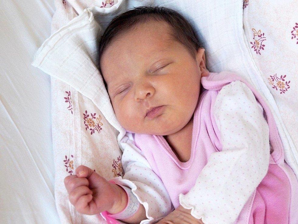 ANNA LENKA STREJČKOVÁ přišla na svět v pátek 21. prosince v 8.48 hodin. Při narození vážila 3 090 gramů a měřila 47 centimetrů. Doma v Chebu se z malé Aničky těší maminka Barbora spolu s tatínem Lukášem.