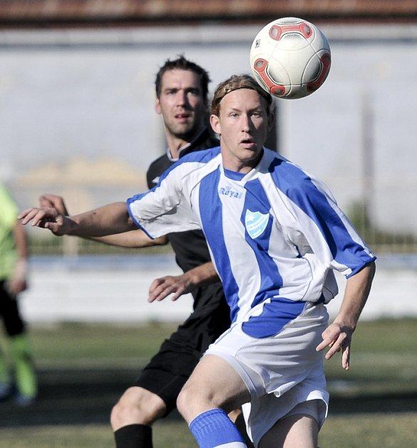 Hvězda Cheb doma prohrála s týmem Rokycan 0:1
