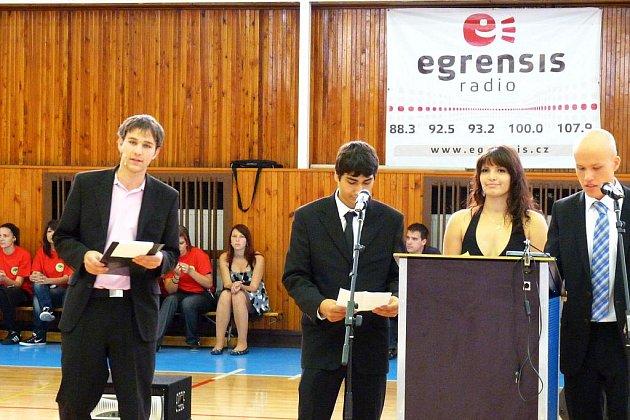 Rádi bychom vám představili akci, kterou pořádá Školní parlament ISŠ Cheb. Jde již o druhý ročník soutěže MR. and Miss Integrovka.