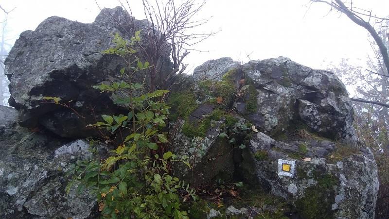 Podhorní vrch se nachází pár kilometrů od Mariánských Lázní.
