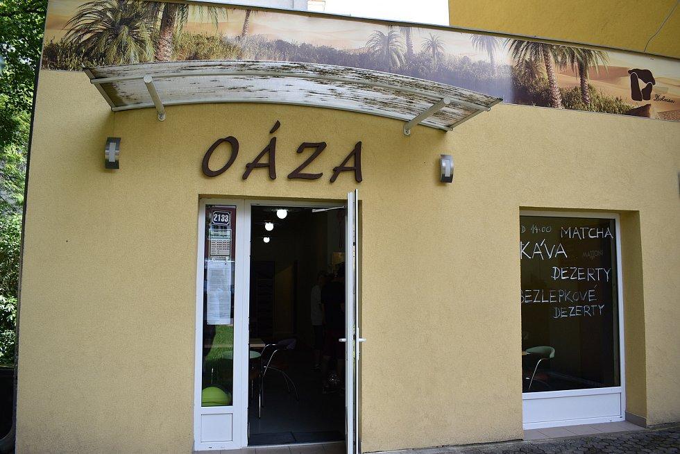 Oáza v Sokolově