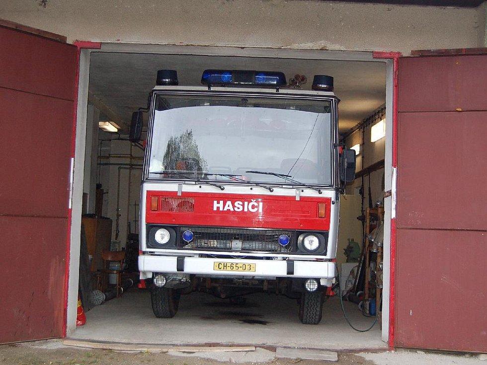 Mnichovští hasiči.