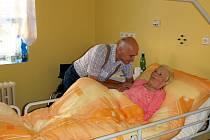 Chebská léčebna dlouhodobě nemocných v Chebu společnosti Amica centrum