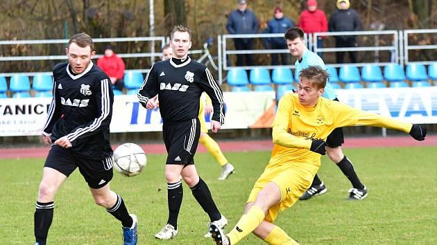 FC Viktoria Mariánské Lázně. Ilustrační foto.