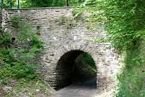 V rámci revitalizace dojde k rekonstrukci nejstarší stavby Aše, kamenného mostku z roku 1724.
