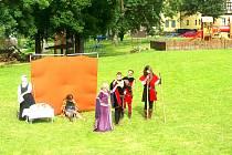 POUŤ KE SV. VAVŘINCI. Tradiční akce plná bohatých zážitků čeká na návštěvníky Pouti ke sv. Vavřinci.