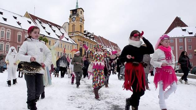 Chebský masopust 2013.