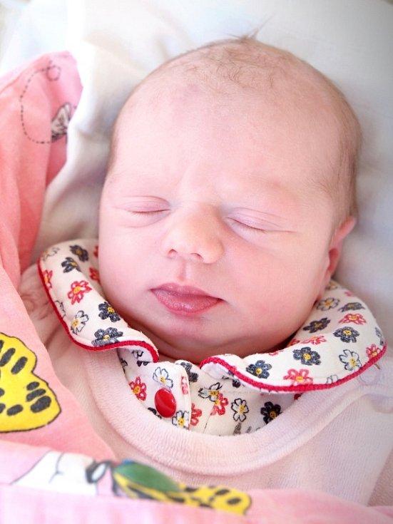 DIANA PALUŠOVÁ se poprvé rozkřičela v pondělí 15. Prosince v 10.52 hodin. Na svět přišla s váhou 3 280 gramů a mírou 51 centimetrů. Z malé Dianky se těší doma v Chebu sourozenci Anetka, Karolínka a Milánek, maminka Žaneta a tatínek Milan.