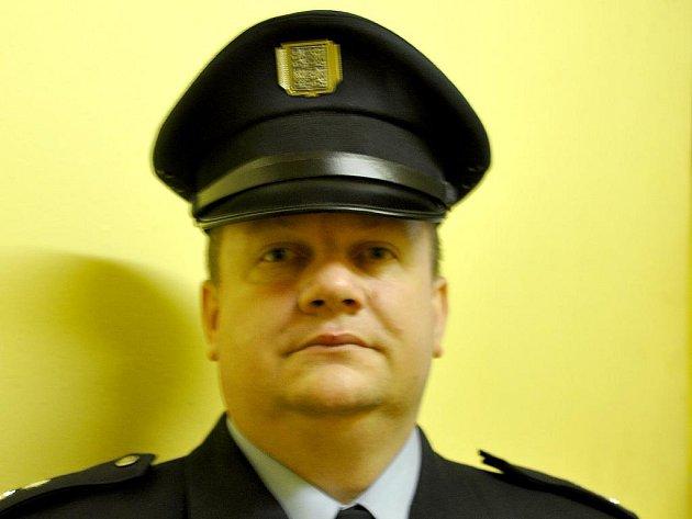 Pavel Valenta, policejní mluvčí
