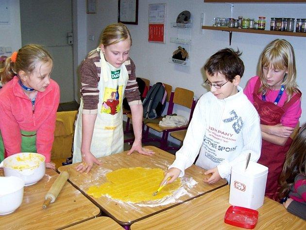 Hleďsebské děti měly ve škole projektový den