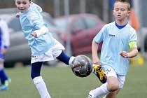 Turnaj devítiletých fotbalistů ve F. Lázních