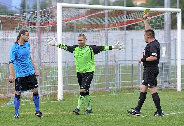 FC Cheb opět vítězně