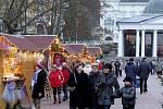 Vánoční trhy v Mariánských Lázních budou letos plné novinek.