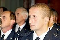 Celkem tři medaile za statečnost za mimořádné činy při záchraně života udělil generální ředitel hasičů.