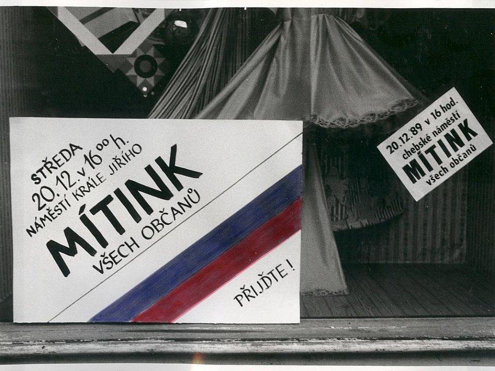 FOTOGRAFIE z roku 1989.