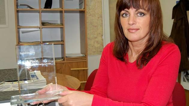 Viktorie Spáčilová, mistryně Evropy v modeláži nehtů