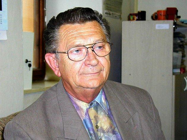 Ředitel Okresní agrární komory v Domažlicích Miloš Šnajdr.