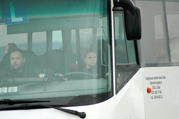 Akce Nevidomí za volantem koná se letos konala popáté.