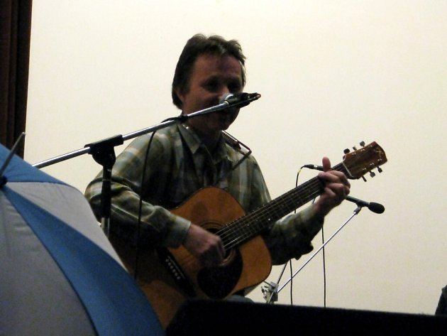 Vystoupení zdravotně postižených umělců v chebské Myšárně